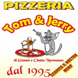 Logo Pizzeria Tom&Jerry