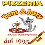 Logo Pizzeria Tom&Jerry