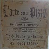 Logo L'Arte della pizza